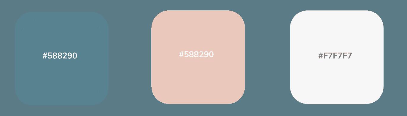 Webdesign Farben