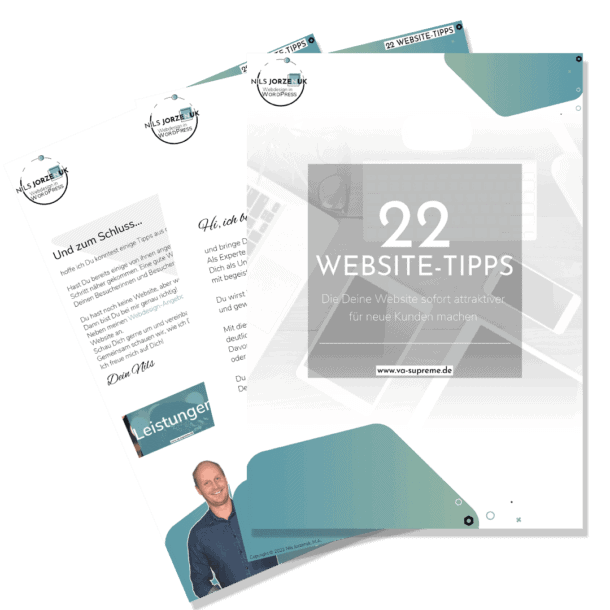 22 Website Tipps