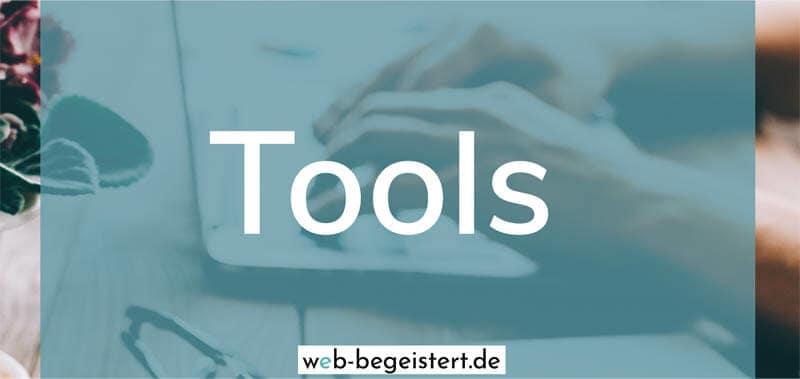 Webdesign Tools