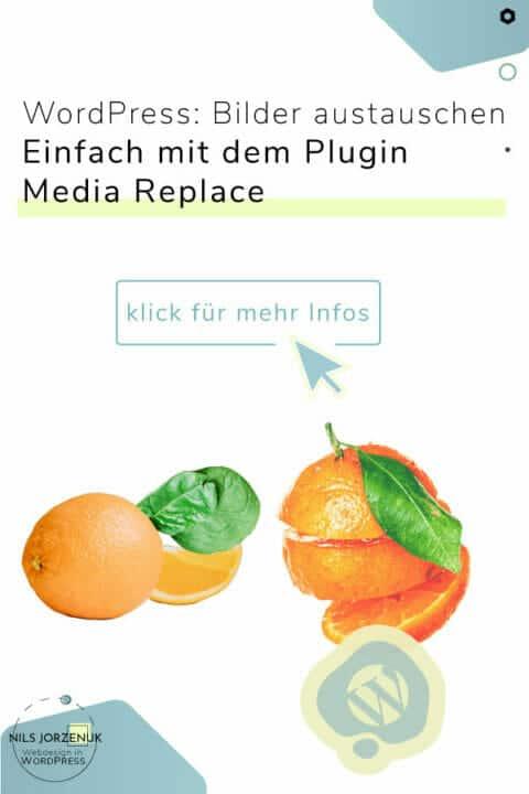WordPress Plugin Enable Media Replace – Bilder austauschen