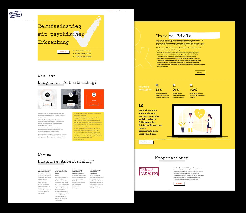 Webdesign Showcase DA